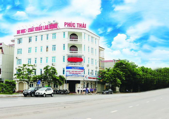 Công ty Du học - Xuất khẩu lao động Phúc Thái