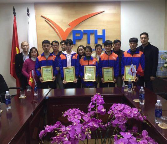 Du học sinh Hàn Quốc kỳ tháng 12/2018